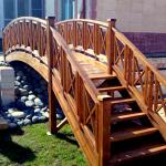 Лестница мостик