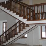Лестница музей Остафьево